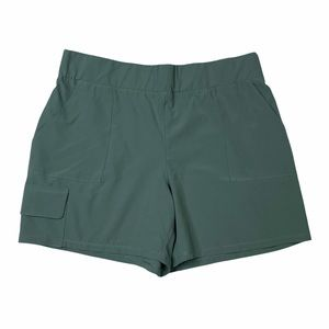 RBX Shorts Green Active Wear Quick Dry POCKETS XL